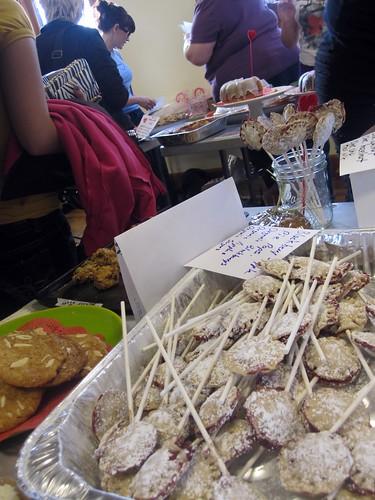 Vegan Bake Sale for Haiti
