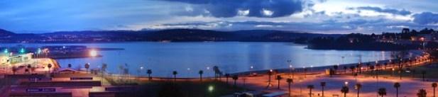 Panorámica de Sada (Coruña)