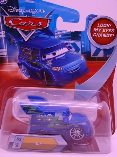 Disney CARS Lenticular  DJ (1)