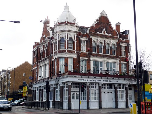 The Thomas à Becket (Walworth SE1), now closed