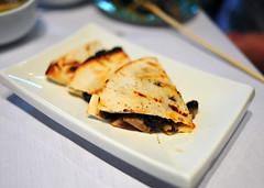 Huitlacoche & Wild Mushroom Quesadilla