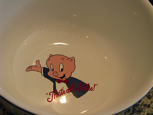 Looney Tunes Mixing Bowl
