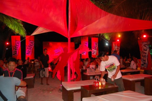 Nestea Fit Camp Boracay Day 1 Dinner Party (9)