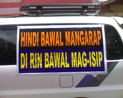Hindi bawal mangarap...
