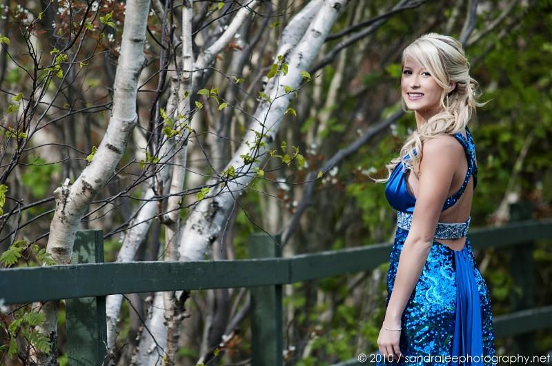 Melanie - 2010 High School Graduate