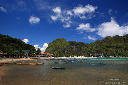 El Nido Town Beach