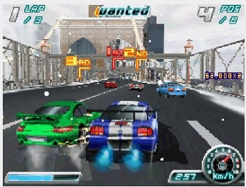 asphalt4 for DSi