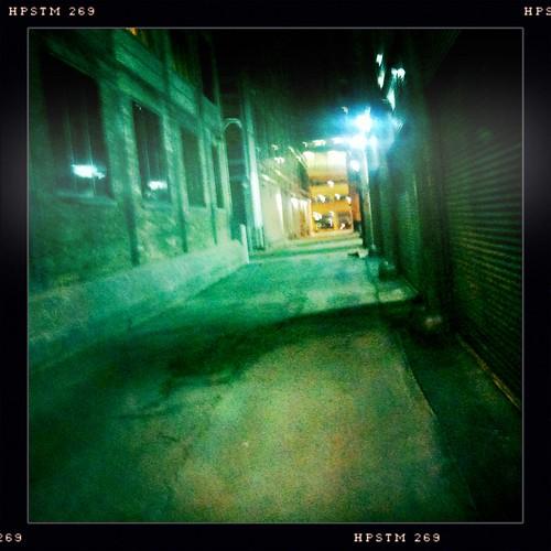 Urban Melancholy