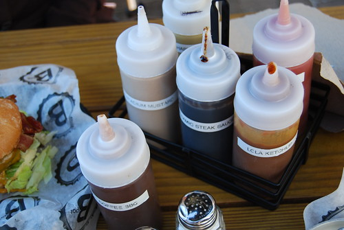 B Spot Sauces