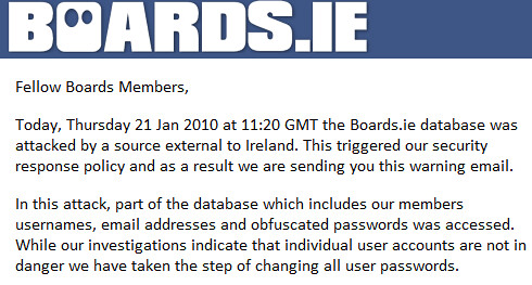 boards.ie hacked