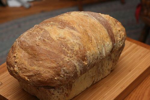 Chocolate Hazelnut Swirl Bread