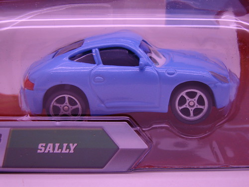 Disney CARS Lenticular Sally (1)