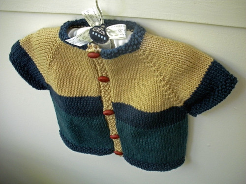 Manly Stripes for a Baby Boy (3)