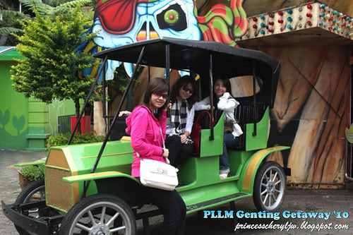 genting - antique car