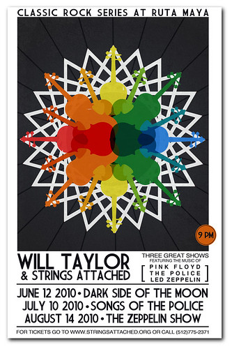 Will Taylor & Strings Attached Rock Concert Series