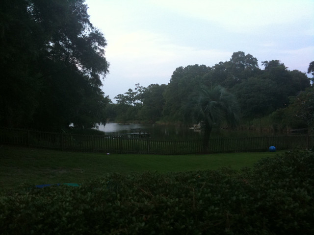 Near the lowcountry boil
