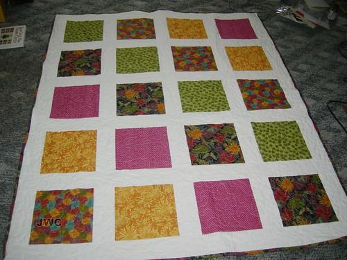 Big Block Quilt