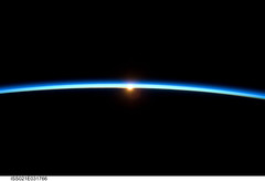 Sunset Over Earth (NASA, International Space S...