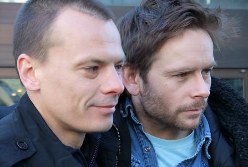 Håvard Melnæs & Jan Gunnar Røise