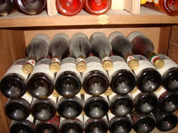george v cellar
