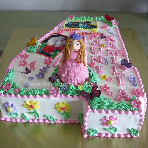 cake angka 4