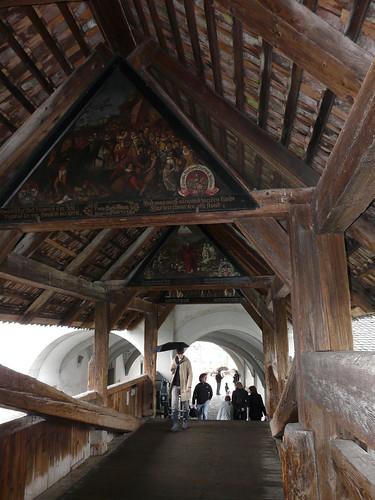 El otro puente de madera