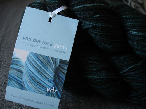 Van Der Rock Merino Sock