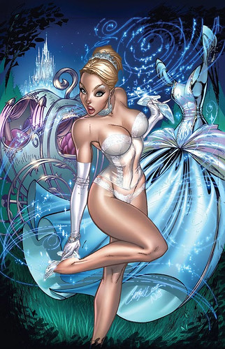 disney.ladies.in.sexy.comic.style.cendrillon