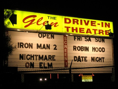 The Glen Drive In Theatre
