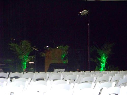 av rental stage lighting