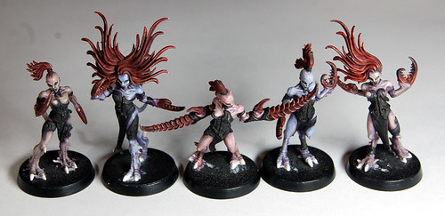 Daemonettes 2nd Group WIP