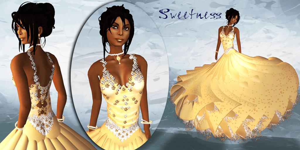 Sweetness Yellow by Flounce & Faun