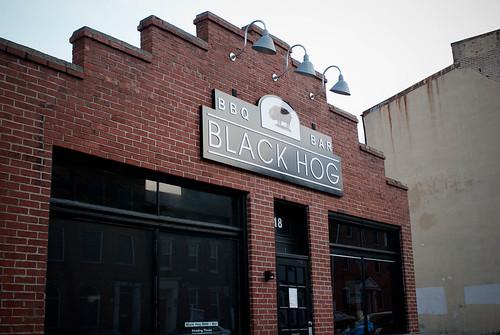 Black Hog BBQ