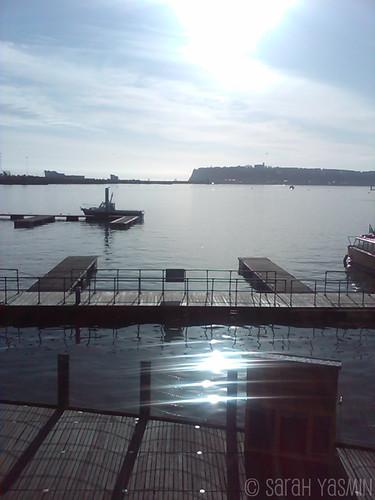Cardiff Bay January 23, 2010