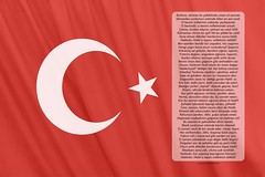 türk bayragi istiklal marsi  yüksek kalite