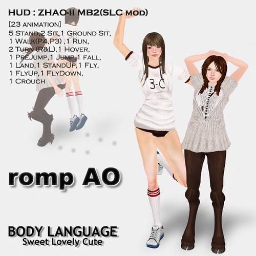 romp AO set