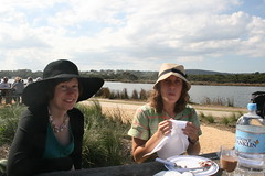 Lunch at the Great Ocean Road