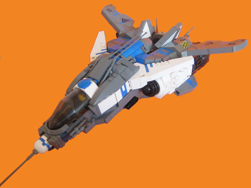 LEGO fighter
