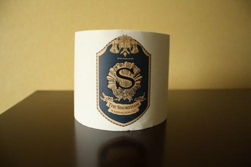 Omni Shoreham - Toilet Paper