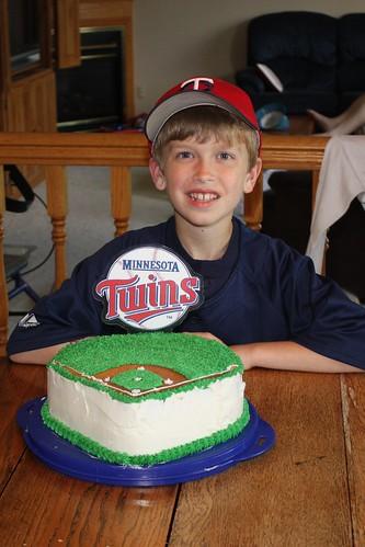 Andrew's Birthday