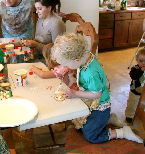 Festivities - The Second Annual ML Cookie Making Fest