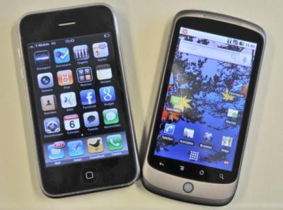 Google presenta Nexus One, la competencia más directa del iPhone
