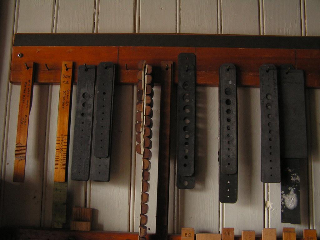 Tools, Austin Organs