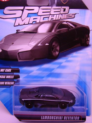 hws speed machines Lamborghini reventon