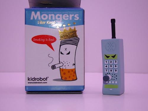 mongers filter kings wall street