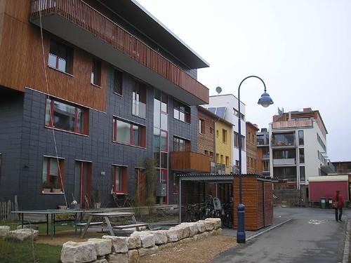 FREIBURG 20 Quartier Vauban