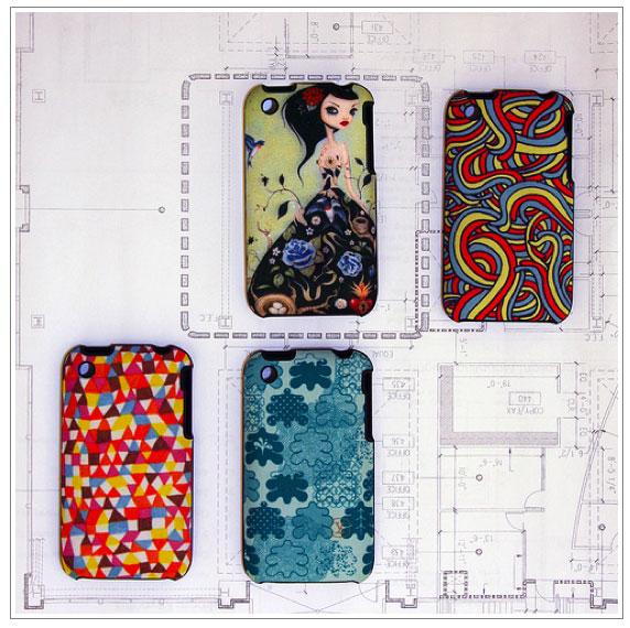 Artsprojekt iPhone Cases