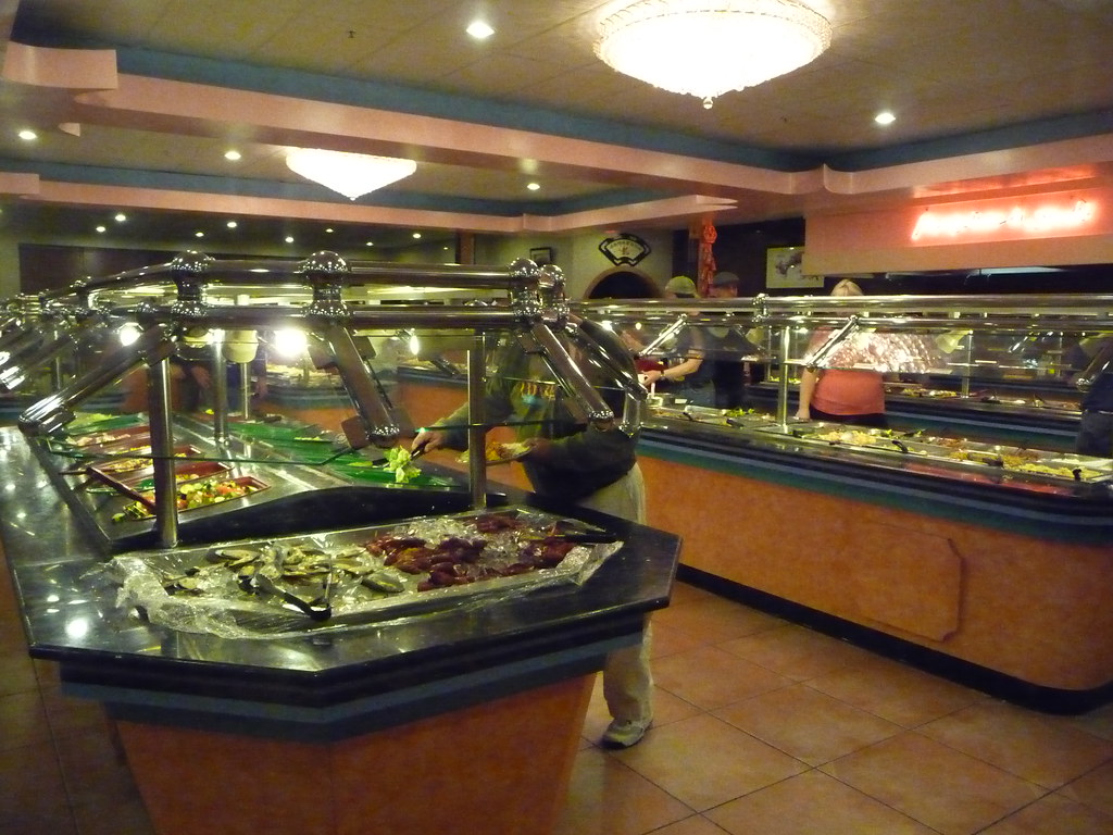 Buffet fit for a King