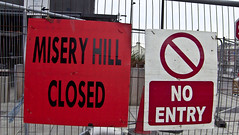 Misery Hill Is Closed