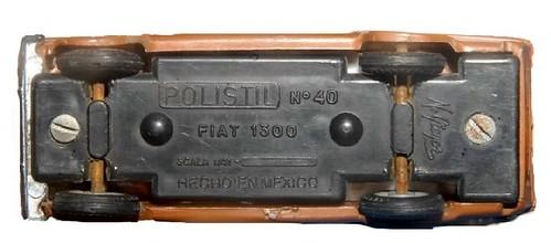 McGregor Fiat 1300